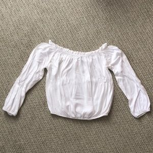 Women's Brandy Melville 3/4 sleeve top